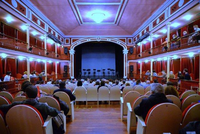 Archivo - Teatro Salón Cervantes