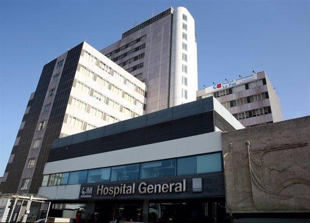 Archivo - Hospital La Paz
