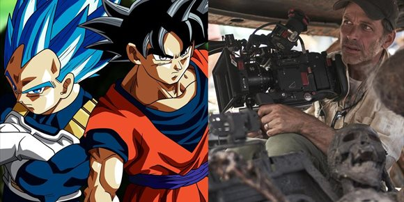 2. Zack Snyder quiere dirigir una película de Dragon Ball