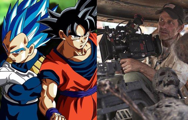 Zack Snyder quiere dirigir una película de Dragon Ball