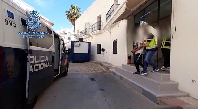Detenido en Estepona por abuso sexual