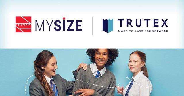 Trutex- Mysize- Getting the right size school uniform is easy