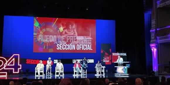 2. El suspense y terror de 'La casa del caracol' llega al Festival de Cine de Málaga