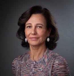 La presidenta de Banc Santander, Ana Botín.