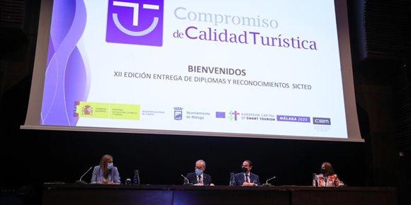 1. 'Málaga Tourism Day' aborda los retos de la industria y el papel de la digitalización