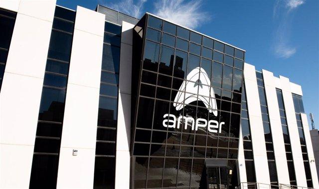 Archivo - Sede de Amper