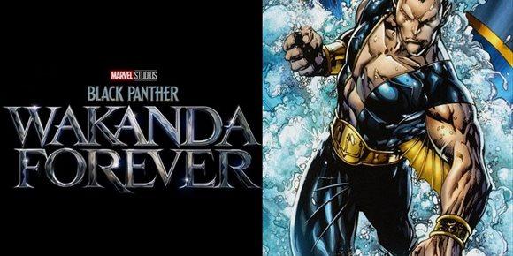 7. Namor aparecerá en Black Panther 2: Wakanda Forever y ya tiene rostro
