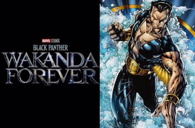 Namor aparecerá en Black Panther 2: Wakanda Forever y ya tiene rostro