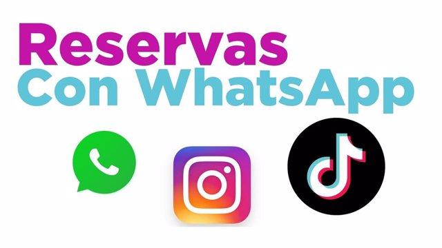 Reservas con WhatsApp para Hoteles