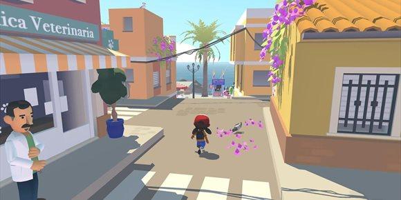 4. Una niña contra un pelotazo urbanístico: Un videojuego inspirado en la Comunitat Valenciana llega a las consolas