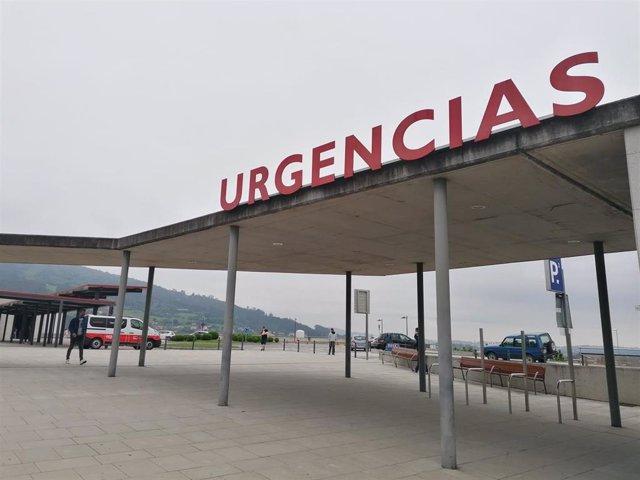Hospital Central Universitario de Asturias, HUCA.