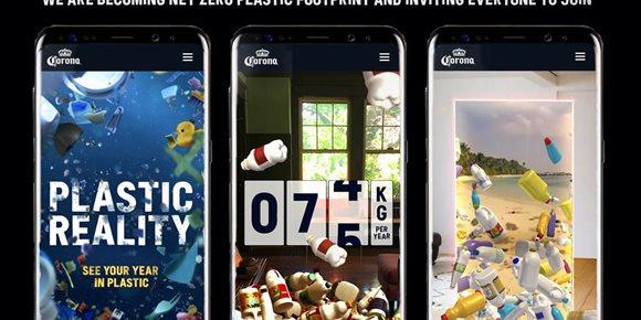 2. COMUNICADO: Corona consigue una huella neta de plástico cero en todo el mundo (1)