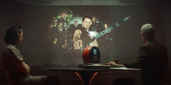 8. ¿A qué hora se estrena Loki en Disney+?