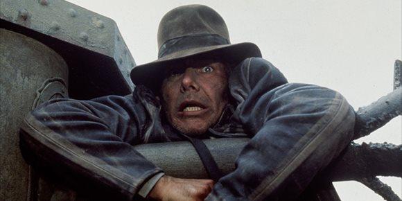 4. Indiana Jones 5: Harrison Ford vuelve a convertirse en Indy en una nueva imagen del rodaje