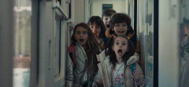 A todo tren Destino Asturias: Los niños la lían en lo nuevo de Santiago Segura