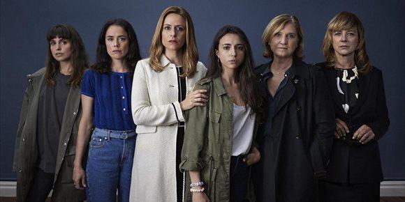 2. Arranca el rodaje de Intimidad, nueva serie española de Netflix con Verónica Echegui, Emma Suárez e Itziar Ituño