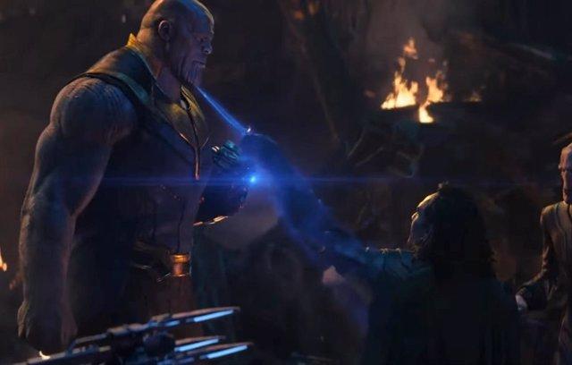 ¿Forma Parte Loki Del Plan Secreto De Thanos?