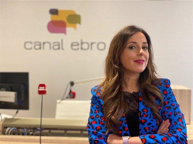 La periodista de Radio Haro-Cadena SER y de TVR, Isabel Virumbrales, recibirá el 12 de junio la Guindilla de Oro del Centro Riojano de Madrid
