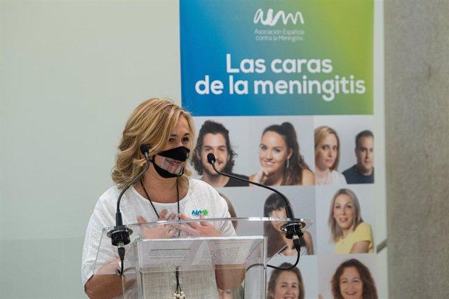 Presidenta de la Asociación Española contra la Meningitis