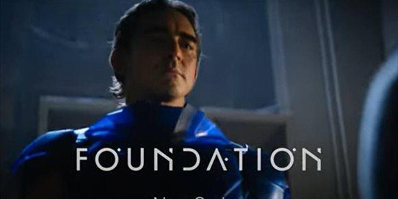 4. AppleTV+ revela imágenes de Fundación de Asimov en su tráiler de próximos estrenos