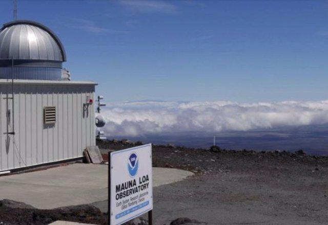 Observatorio de Mauna Loa