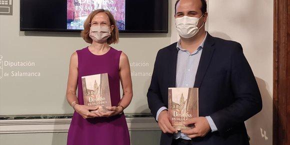 4. Un nuevo libro recupera el viaje de 'Dos días en Salamanca' del literato Pedro Antonio de Alarcón a finales del XIX