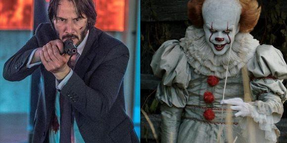 2. ¿Keanu Reeves vs Pennywise? Bill Skarsgard ficha por John Wick 4