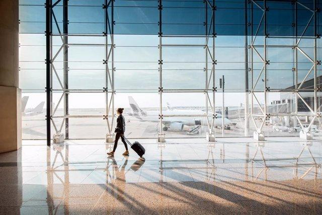 Archivo - Aeropuerto Barcelona-El Prat