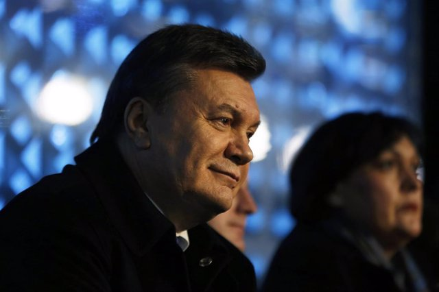 Archivo - Viktor Yanukovich, expresidente de Ucrania