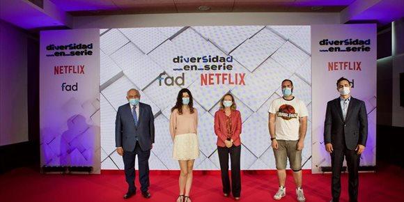 1. La FAD y Netflix premian tres cortometrajes sobre diversidad realizados por estudiantes de Secundaria y FP