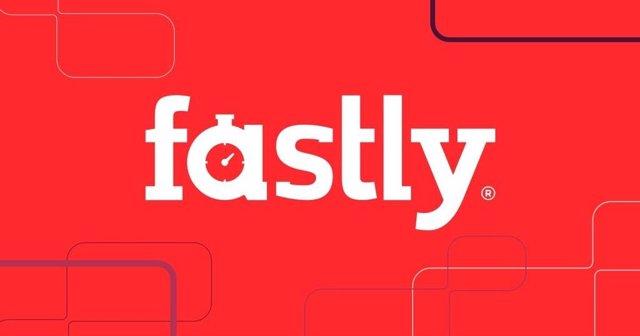 Logo de Fastly.