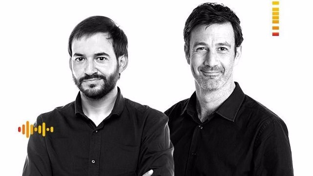 Albert Segura i Adam Martín, Catalunya Ràdio.