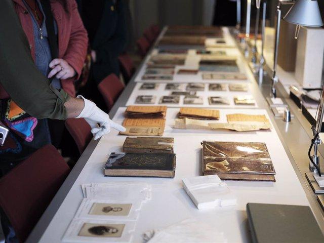Archivo - Arxiu - Els participants podran visitar fons de les col·leccions, reserves, tallers de restauració, biblioteques, arxius i laboratoris, entre  d'altres, dels museus.