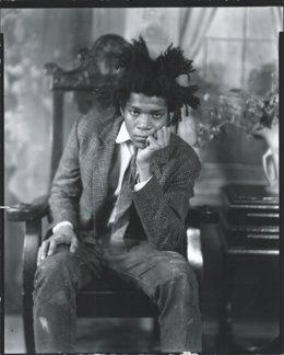 Jean-Michel Basquiat 1982 1983 Van Der Zee