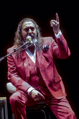 Archivo - 'El Cigala' actuará este sábado en el Parador Nacional de Turismo de Sigüenza (Guadalajara)