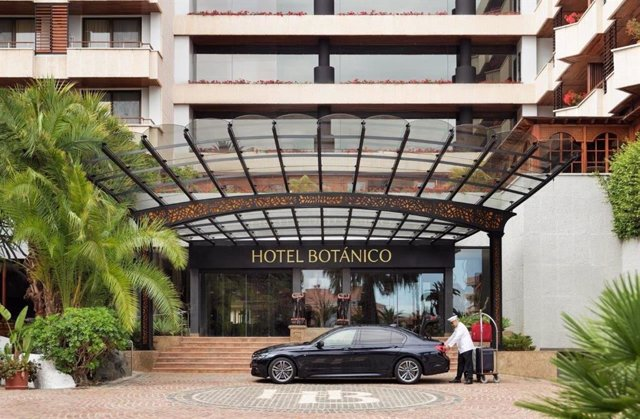 El Hotel Botánico de Tenerife reabrirá sus puertas el 1 de septiembre