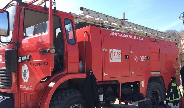 Archivo - Imagen de recurso de un camión de bomberos