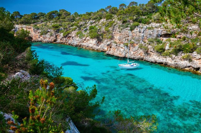 Archivo - Viajero naútico en Mallorca.