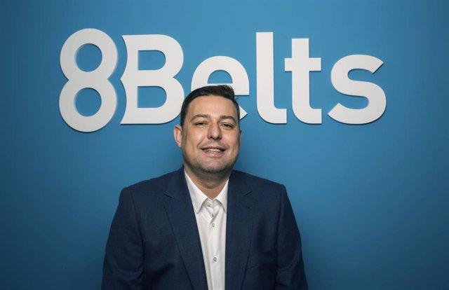 Archivo - Fernando Moreno, CEO de 8Belts