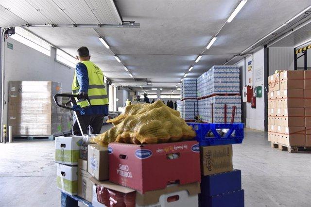 Campanya 'Cap llar sense aliments' impulsada per la Fundació La Caixa