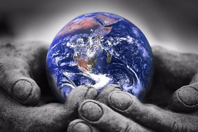 Archivo - Planeta Tierra