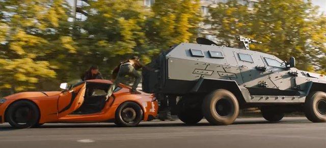 Fast & Furious 9: Han y Mia regresan en un avance lleno de acción