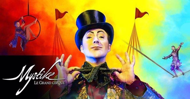 Mystike Le Grand Cirque
