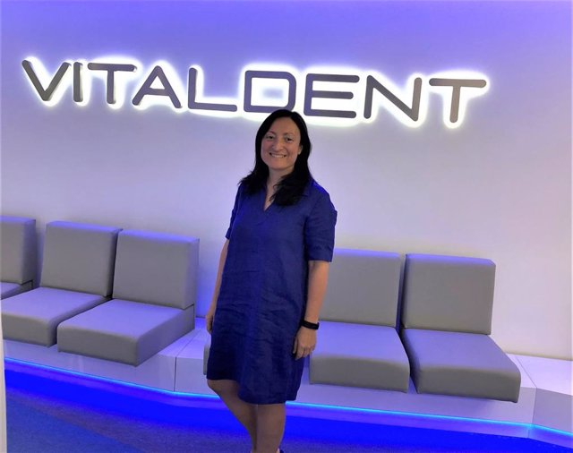 Clara Esteban, nueva directora médica de Vitaldent