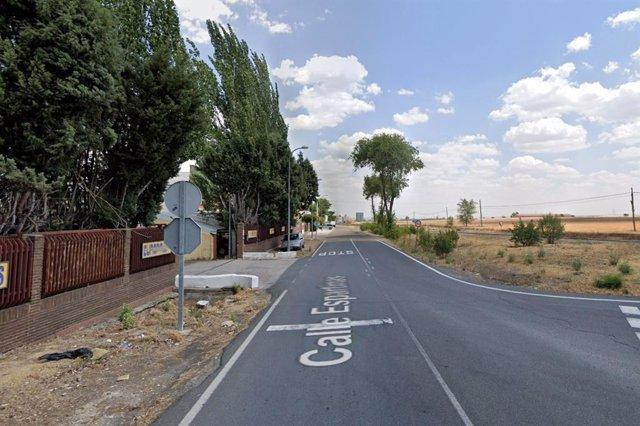 Calle Espartinas Seseña