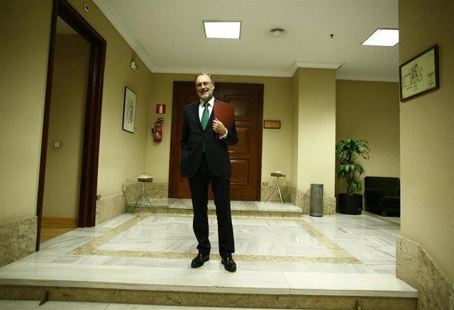 Archivo - Álvaro Cuesta, jurista del CGPJ