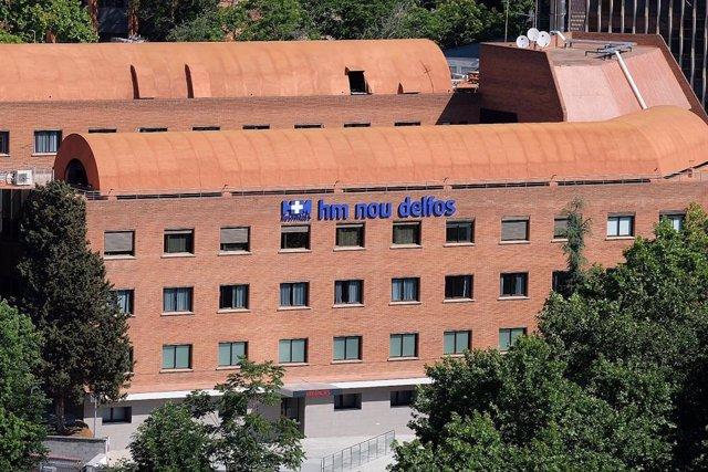Imatge de l'Hospital HM Nou Delfos