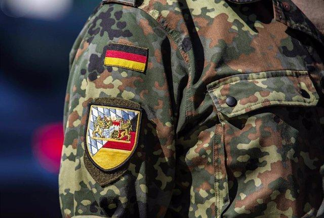 Archivo - Soldado del Ejército de Alemania