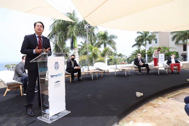 Presentación del Aviation-Event Tenerife 2021