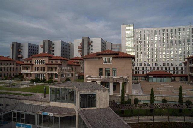 Archivo - Hospital Universitario Marqués de Valdecilla